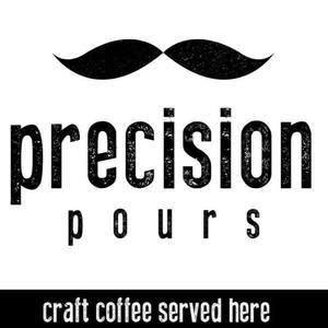Precision Pours Coffee