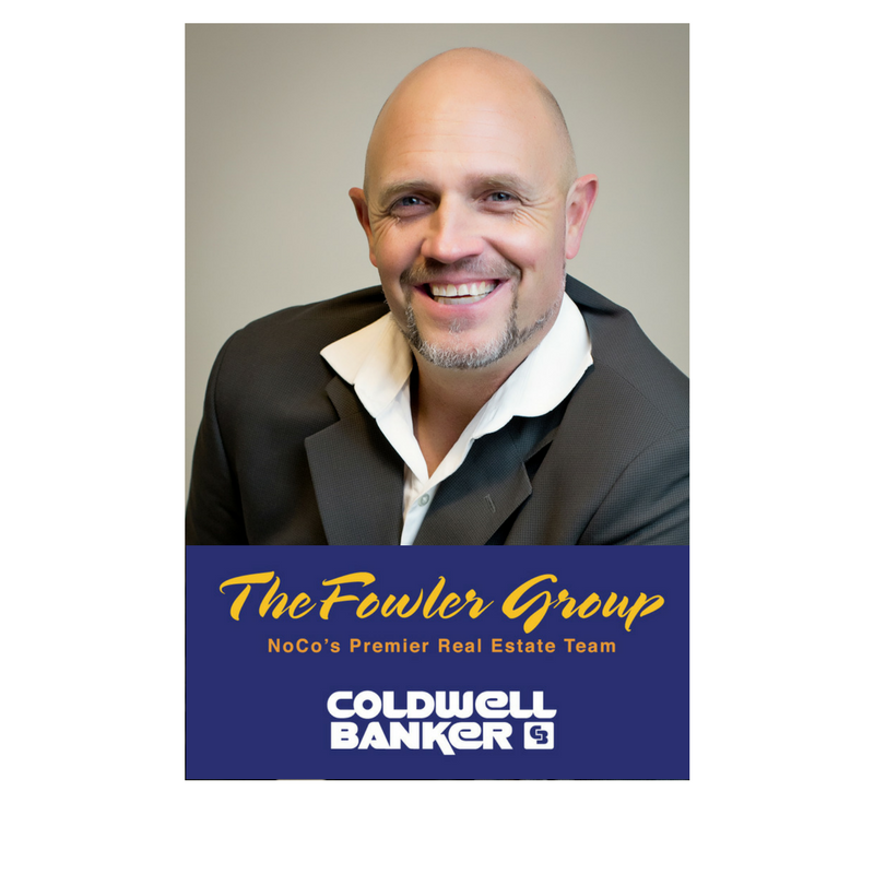 Brandon Rearick with The Fowler Group @Coldwell Banker Residential Brokerage